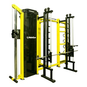 FUNCIONAL XT COM SMITH MACHINE