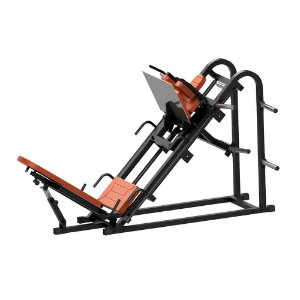 Leg press/Hack squat conjugado WG