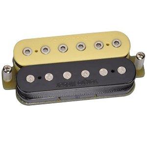 Captador para guitarra Sérgio Rosar H90 Ponte Zebra Vintage