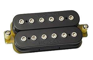 Captador para guitarra Sérgio Rosar Punchbucker Plus Ponte preto