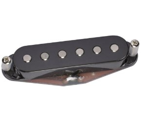 Captador para guitarra Sérgio Rosar True Vintage Meio preto