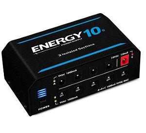 Fonte para pedais Landscape Energy 10s 1800mA para 10 pedais