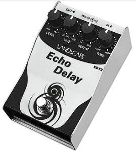 Pedal de efeito Landscape delay Echo Delay EDY2