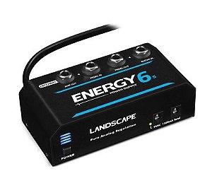 Fonte para pedais Landscape Energy 6S - 1500mA 10 pedais
