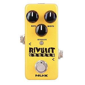 Pedal de efeito Nux Rivulet Chorus NCH2
