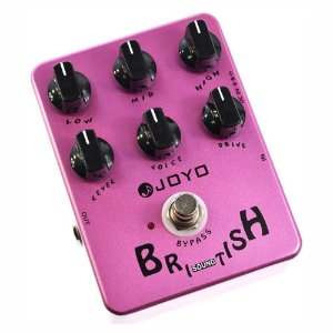 Pedal guitarra Joyo amp simulator - British Sound (Marshall)