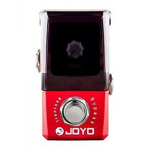 Pedal de efeito Joyo looper de gravação - Ironloop