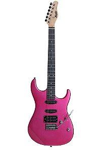 Guitarra Memphis MG-260 Metallic Azalea Pink