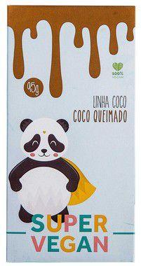 Barra de chocolate - Coco Queimado - 95g