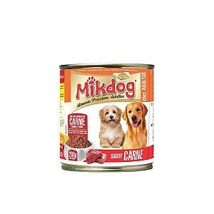 Patê Mikdog Carne 290g