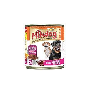 Patê Mikdog Figado 290g