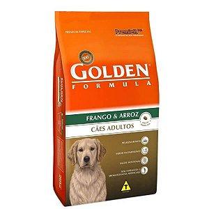 Ração Golden Adulto Frango e Arroz Premium especial