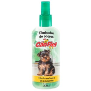 Eliminador de Odores Spray Cão Fiel 200ml