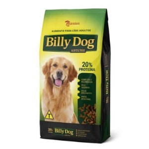 Ração Billy Dog Adulto Sabor Carne