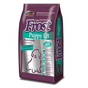 Ração Frost Puppy LB Raças Grandes Super Premium