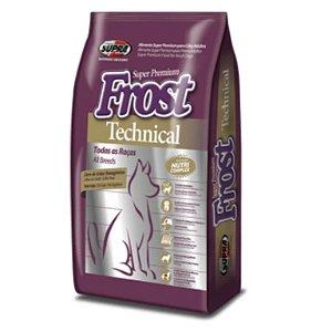 Ração Frost Thecnical Todas as Raças Super Premium