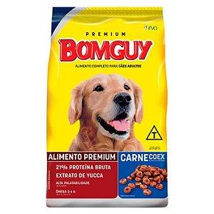 Ração Bomguy Adulto Carne Coex Premium