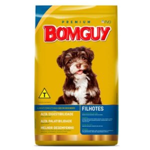 Ração Bomguy Filhotes Premium