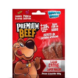Bifinho Premium Beef Sabor Carne 60g