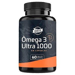 ÔMEGA 3 ULTRA 1000 - 60 cápsulas - 1000mg