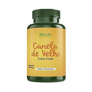 CANELA DE VELHO - 500mg - Linha Premium