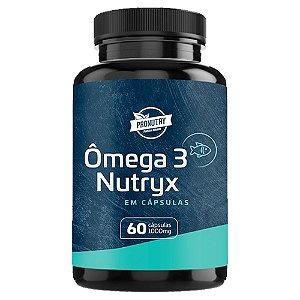 ÔMEGA 3 NUTRYX - 60 cápsulas - 1000mg