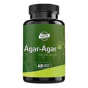 Agar-Agar -  60 cápsulas 500mg.