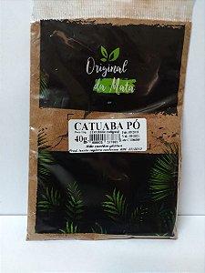 Catuaba Pó - 40gr (Original da mata)