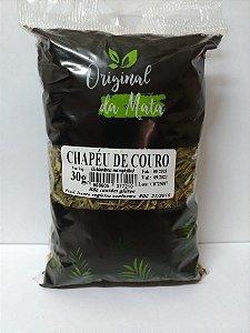 Chapéu de Couro - 30gr (Original da mata)