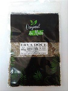 Erva Doce - 40gr (Original da mata)
