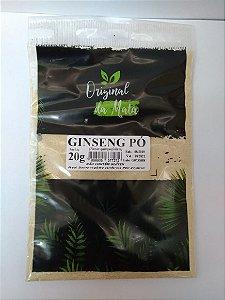 Ginseng Pó - 20gr (Original da mata)