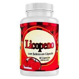 Licopeno de Tomate - 60 Caps