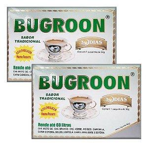 Chá Bugroon - 1 Sachê - 90g.