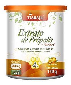 Extrato de Própolis + Vitamina C