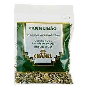 CAPIM LIMÃO - 30g (CHAMEL)