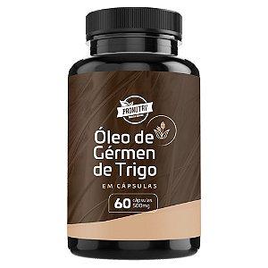 ÓLEO DE GÉRMEN DE TRIGO - 60 CÁPSULAS - 500mg