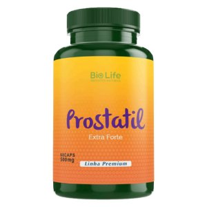 PROSTATIL - 60 CÁPSULAS - 500mg