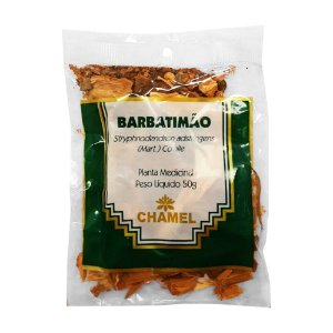 BARBATIMÃO - 50g (CHAMEL)