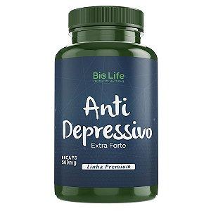ANTI DEPRESSIVO - 60 CÁPSULAS - 500mg