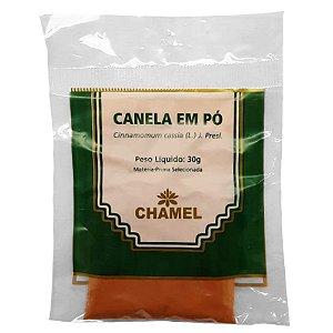 CANELA EM PÓ - 30g (CHAMEL)