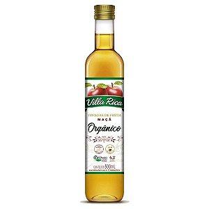 Vinagre de Maçã Orgânico - 4,2% - 500ml