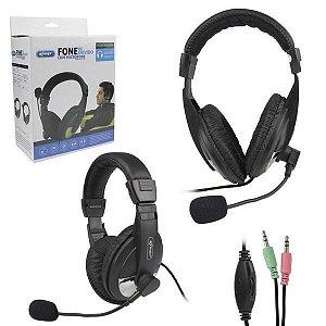 Fone Gamer Knup KP-320