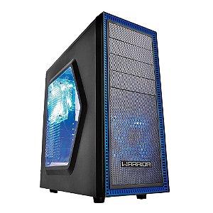 Computador, Gabinete Gamer Multilaser GA134 , Processador Intel I7 3770, Placa Mãe Afox H61, Placa de Vídeo  Knup GT730, Memória DDR3 8GB, SSD 240GB, Fonte 500W