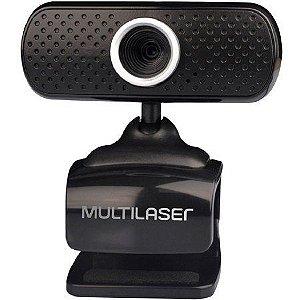 Webcam Multilaser 480P WC051