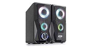 Caixa de Som para PC Knup KP-6039 20W RMS