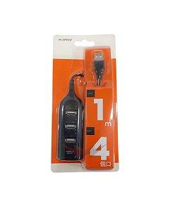 HUB USB simples 4 portas S/G