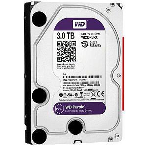 HD Interno 3TB Purple Western Digital