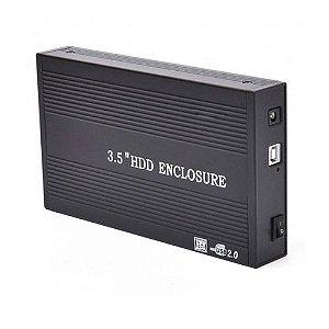 Case para HD 3.5 Knup KP-HD002