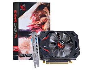 Placa de Video Pcyes Radeon HD6570 2GB