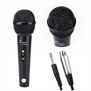 Microfone com Fio knup kp-m0004